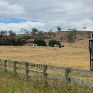 Lewisham Tasmania Farm, Numnuts users Rae & LindsayYoung