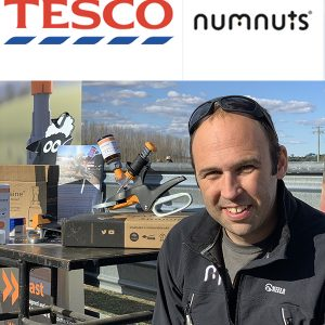 Numnuts Wins Tesco Agri Futures Competition